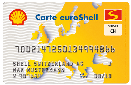 Fuel card euroshell for Idees entreprise lucrative