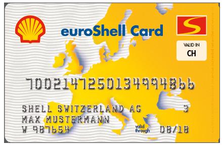 Nutzen Sie ein flächendeckendes Netz von Shell-Tankstellen mit der Shell Single Card Europa!